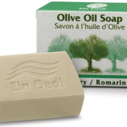 Traditional Olive Oil Soap - Rosmary