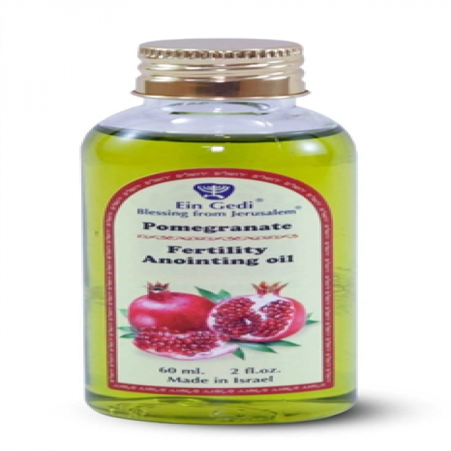 Biblical Anointing Oils : Pomegranate – (FertilityAnointing Oil)