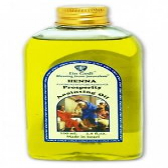 Biblical Anointing Oils : Henna – (Restoration Anointing Oil)